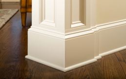 Baseboard and Shoe Molding Installation Service